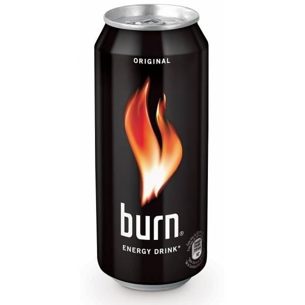 BURN Energy Drink x 6 - £2.99 at Poundstretcher