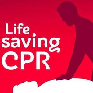 Free CPR training from British Heart Foundation