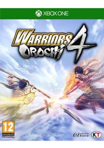 Warriors Orochi 4 on Xbox One £12.99 @ Simply Games
