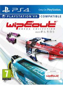 Wipeout Omega Collection (PS4) - £12.99 delivered @ Simply Games