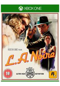 LA Noire on Xbox One for £9.99 Delivered @ Simply Games