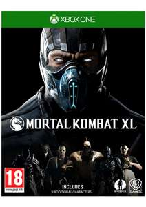Mortal Kombat XL on Xbox One £12.99 @ Simply Games