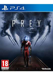 Prey on PlayStation 4 for £6.99 Delivered @ Simply Games