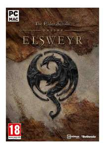 The Elder Scrolls Online: Elsweyr + Bonus DLC on PC £9.99 at Simply Games
