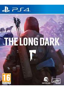 The Long Dark on PlayStation 4 for £6.99 Delivered @ Simply Games