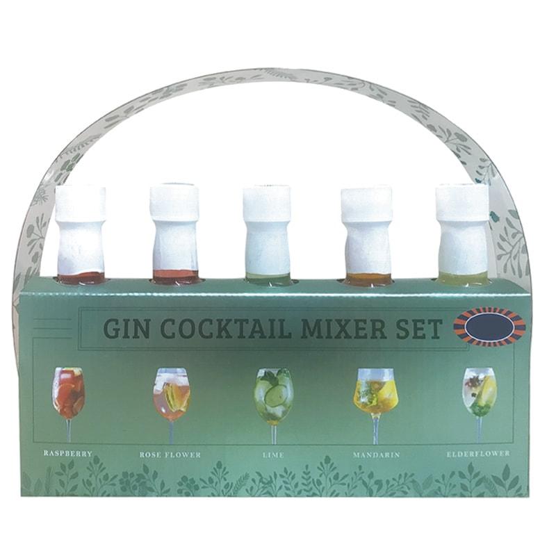Gin Cocktail Mixer Set 5pk £2.99 @ B&M Bargains