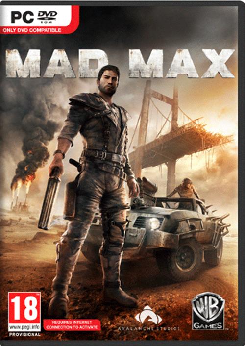 Mad Max PC - £2.79 at CDKeys