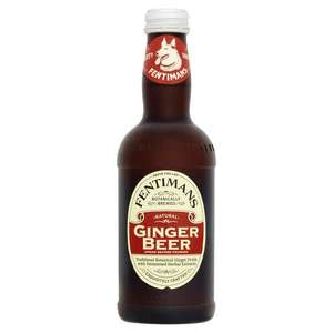 Fentimans Ginger Beer  275ml - 40p or 3 for £1 at Heron Foods