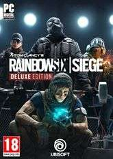 [Uplay] Rainbow Six Siege - Deluxe Edition Year 4 PC - £8.31 with code @ Voidu