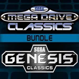 SEGA Mega Drive & Genesis Classics Bundle (Steam) £5.59 @ Fanatical