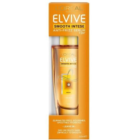 L'Oréal Elvive Smooth Intense Serum - 50ml £2.79 delivered @ OnBuy / Frontline-Pharmacy
