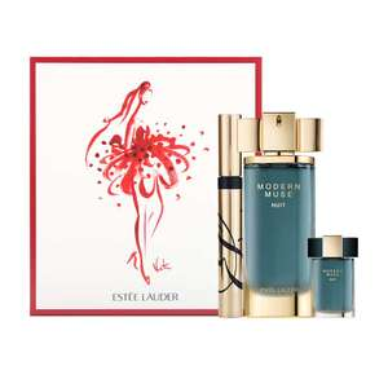 Estée Lauder Modern Muse Nuit Gift Set 50ml EDP + Extreme Mascara + Mini Perfume £44.99 delivered @ Fragrance Direct