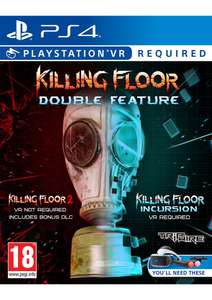 Killing Floor Double Feature on PlayStation 4 for £12.99 Delivered @ Simplygames
