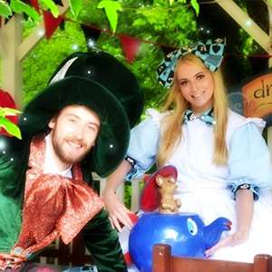 Wonderland General Entry Ticket for July-August or September for Family of Five £30 @ Groupon