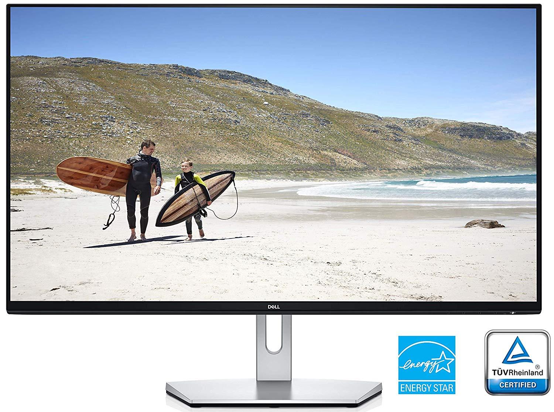 Dell 27 Monitor SE2719H FHD IPS 2019 Monitor (5 ms, 60 Hz, Waves MaxxAudio), £137.60 at Dell