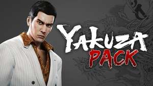 Yakuza Pack - (Yakuza 0 & Kiwami) (Steam)  £16.49 at Fanatical