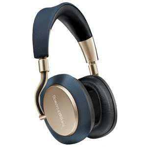 Bowers & Wilkins PX Wireless Active Noise Cancelling Headphones - Soft Gold £269 @ Hifi Headphones
