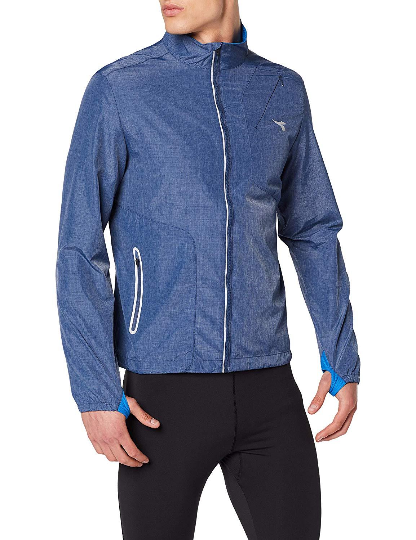 XXL only - Diadora Sport Men's Wind Jacket now £8.99 (Prime) + £4.49 (non Prime) at Amazon