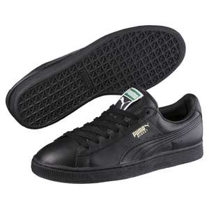 Puma Unisex Adults' Basket Classic LFS Low-Top Trainers now £28.25 delivered at Amazon