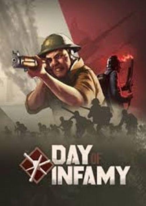 Day of Infamy PC £1.69 @ CDKeys