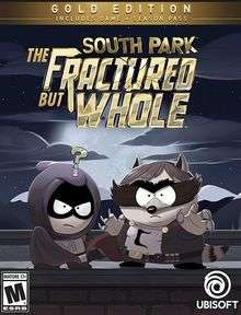 [Uplay] South Park™: The Fractured But Whole Gold Edition PC - £6.75 with code @ 2game