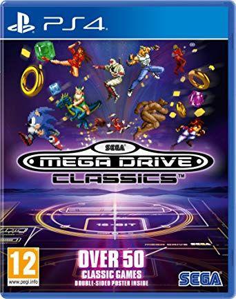 SEGA Mega Drive Classics (PS4) £15.99 @ Amazon Prime / £20.48 Non Prime