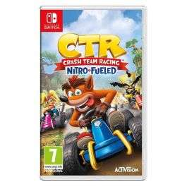 Crash Team Racing Nitro-Fueled (Nintendo Switch) - £26.59 delivered with code @ Go2Games