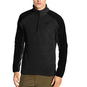 The North Face Men's Glacier Delta 1/4 Zip Jacket now from £25.84 delivered at Amazon
