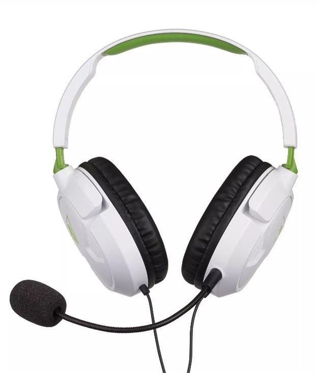 Refurbished Turtle Beach Ear Force Recon 50X White Headband Headsets Microsoft Xbox One / PS4 / PC / MAC £14.99  soundandvisiondirect ebay