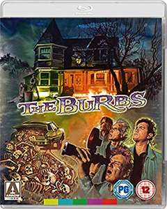 The Burbs [Blu-ray] 1989 - Tom Hanks (Arrow Video release - 2014) - delivered @ Amazon.co.uk - Prime £7.99 / Non-Prime £10.98