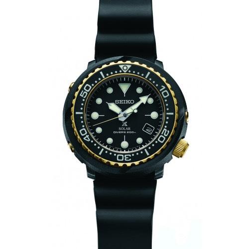 Seiko Prospex Solar Divers Watch SNE498P1 Tuna £265 @ Simpkins Jewellers