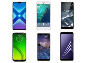 Sim Free Refurbished Phones on Sale (Up to 30% off) e.g. Honor 8x £135.99 or Google Pixel XL 5.5 £114.99 @ Argos eBay