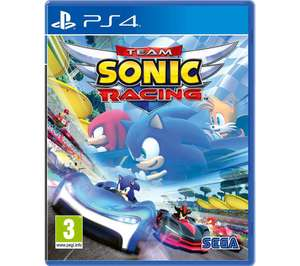 Team Sonic Racing (PS4/Xbox One) £21.99 Delivered @ Currys