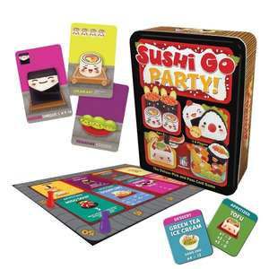 Sushi Go Party £18.99 @ 365games