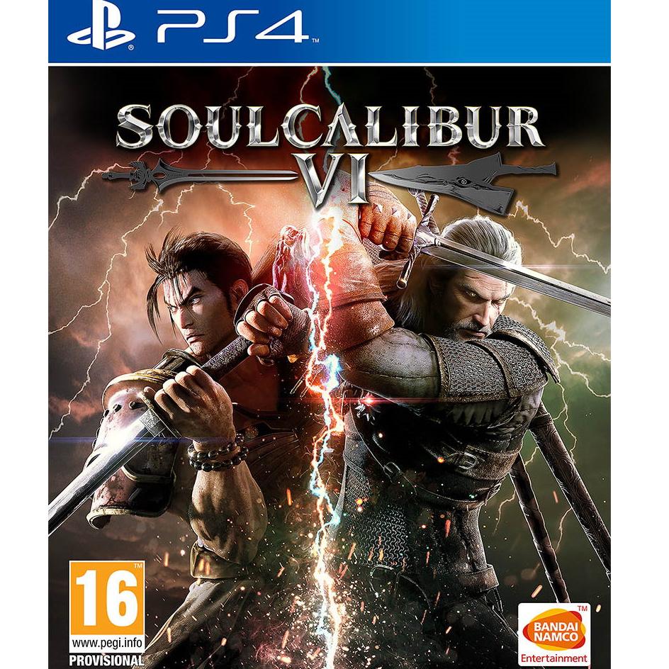 Soul Calibur VI (PS4) £15.85 Delivered @ Base