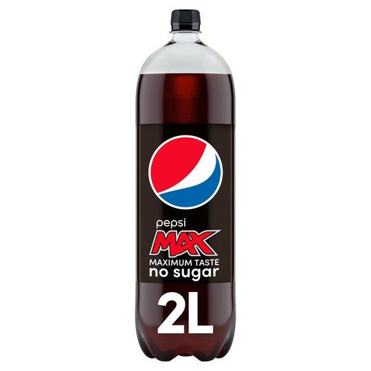 2lt Bottles Pepsi Max/Pepsi Max Cherry or Diet Pepsi Any 2 for £2.25 @ Premier Stores