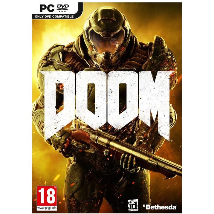 Doom (Steam) £4.99 @ CDKeys