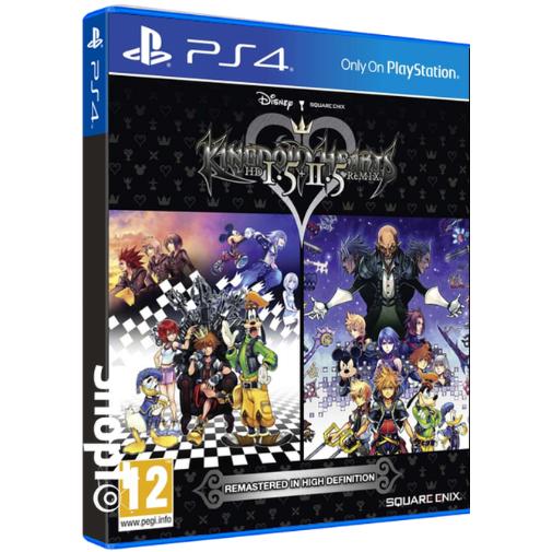Kingdom Hearts HD 1.5 + 2.5 Remix - £12.85 delivered @ ShopTo