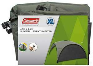 Coleman Sunwall Event Shelter Green Side Panel - £20.94 at Amazon