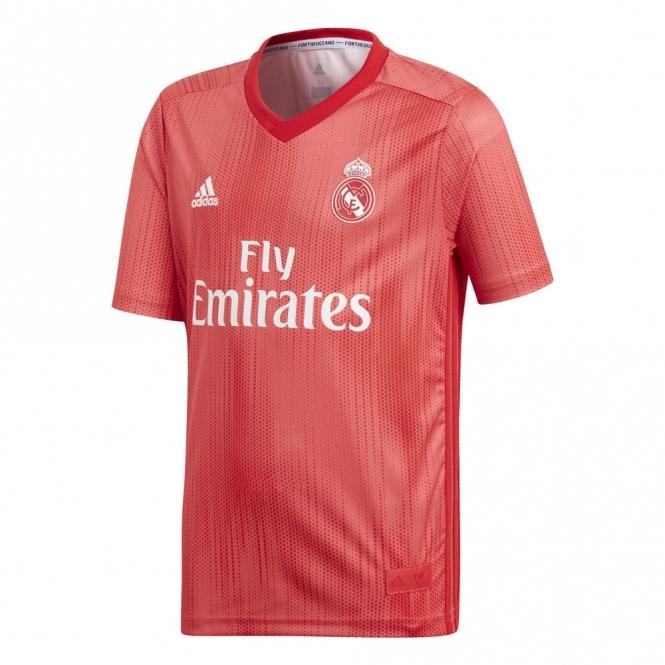 Football Kit Sale - £8 Tops, £2.90 Shorts 75p Socks - E.g Adidas Real Madrid 18/19 Kids Third Shirt £9.00 C&C / £3.95 p&p @ Greaves Shirts