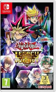 Yu-Gi-Oh! Legacy of the Duelist: Link Evolution (Switch) £27.85 Delivered @ ShopTo