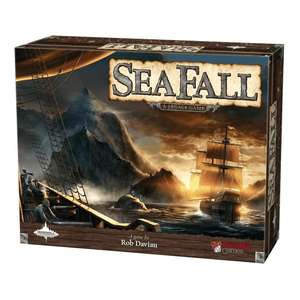 Seafall Board Game - £10 - Chaos Cards