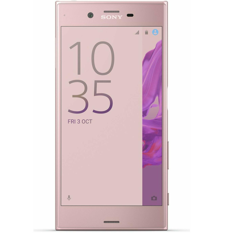New SIM Free Sony Xperia XZ 5.2 Inch 32GB 23MP 4G Mobile Phone - Pink £109.99 @ Argos Ebay