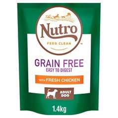 Free 1.4KG Bag of Nutro Dog Food With Orders @ Fetch (and Ocado)