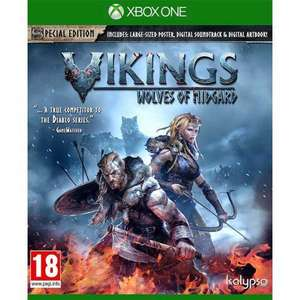 [Xbox One] Vikings: Wolves Of Midgard - Special Edition £5.95 delivered @ The Game Collection