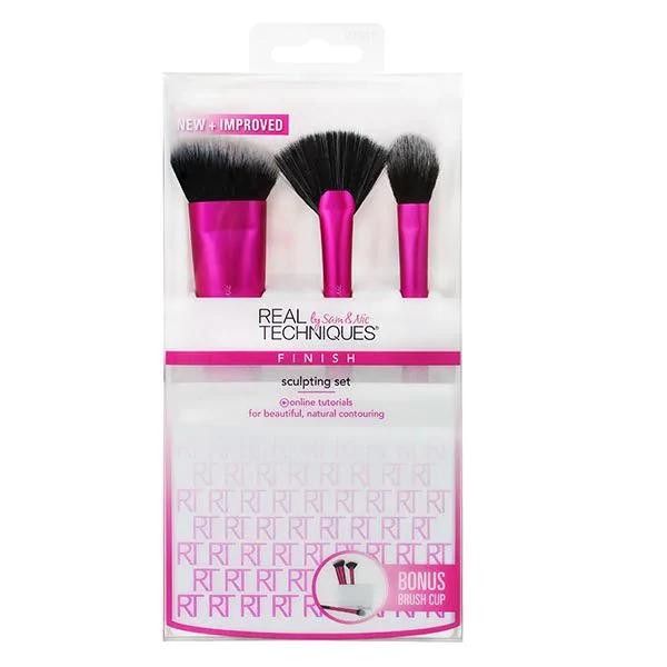 Real techniques Sculpting  makeup brush Set £5 Superdrug
