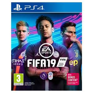 Fifa 19 (PS4 / Xbox One) £10 @ Tesco