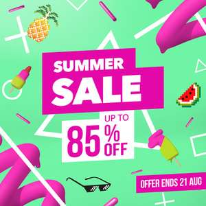 Summer Sale at PSN Indonesia - Shadow of Mordor £1.53 Watch Dogs 2 Gold £6.53 NFS Payback £4.61 Dark Souls II £5.81 Redout £4.54 + MORE