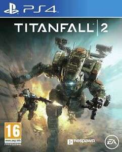 Titanfall 2 Microsoft Xbox One Sony PS4 Game £5.99 Delivered @ Argos via eBay
