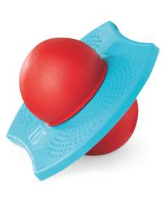 Little Town Jumping Ball £3.50 at Aldi instore